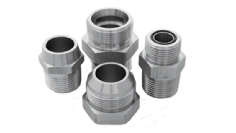 Stainless Adapters